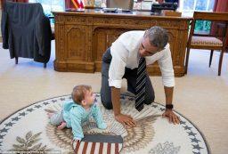 تصاویر برگزیده عکاس کاخ سفید از باراک اوباما در ۲۰۱۶