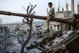 توافق بر سر برقراری آتش بس سراسری در سوریه و آغاز مذاکرات صلح