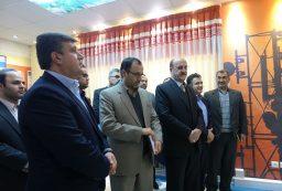 پروژه های فیبر نوری و ارتباطات سیار (فاز ۷) مخابرات منطقه کردستان به اتمام رسید