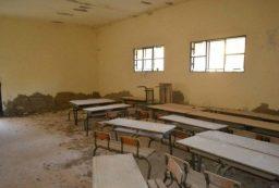 ۱۱۰ ساختمان آموزشی کردستان تخریبی است