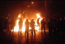 چهارشنبه سوری یا چهارشنبه سوزی/مراسمی که در کردستان سابقه ندارد