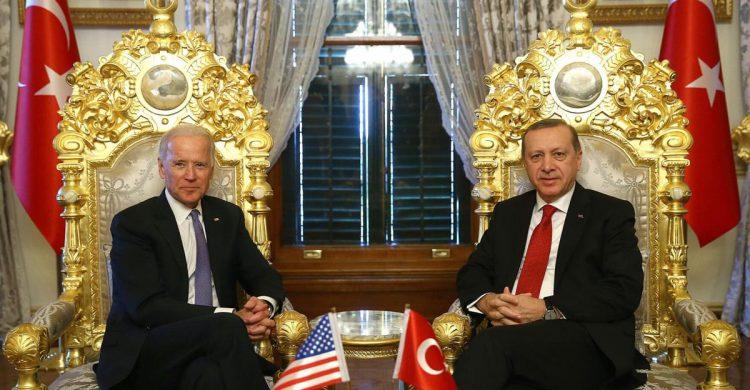 اردوغان در حسرت یک تماس از جو بایدن