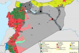 احتمال موافقت سوریه و روسیه با اقلیم خودگردان کردی در شمال سوریه