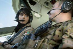 کاپیتان نیلوفر ، شجاع ترین زن ۲۰۱۶ میلادی