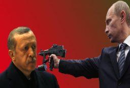 روسیه با کدام استراتژی ترکیه را در سوریه زمین گیر کرد