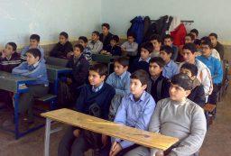 جذب ۴۰۰۰ دانش آموز بازمانده از تحصیل در مدارس آموزش از راه دور کردستان