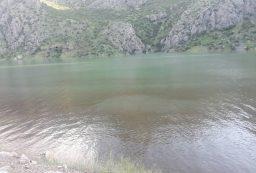 رودخانه سیروان و ظهور لکه های سیاه رنگ مشکوک