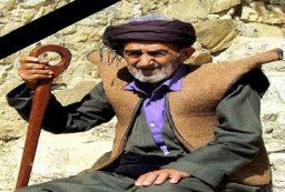 گنجینه زنده بشری حوزه شالبافی کردستان درگذشت